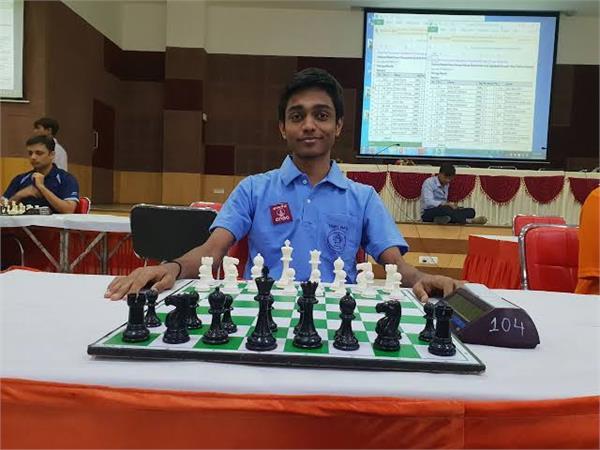 arvind chidambaram becomes national chess champion