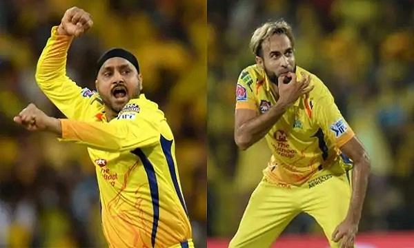 imran tahir and harbhajan singh like old wine