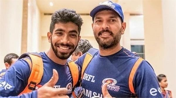yuvraj made a big statement on bumrah  s hat trick