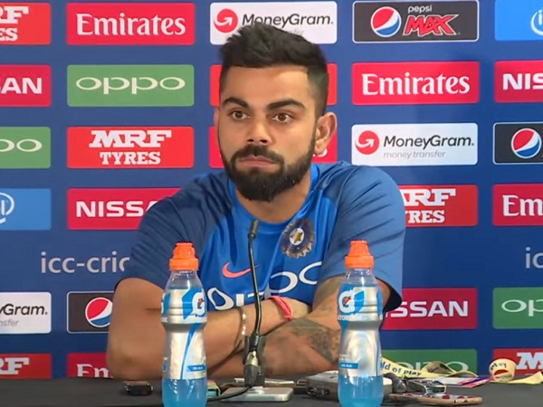 decision on the indo pak match will be accepted kohli