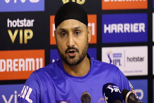 looks good after a few matches  harbhajan singh