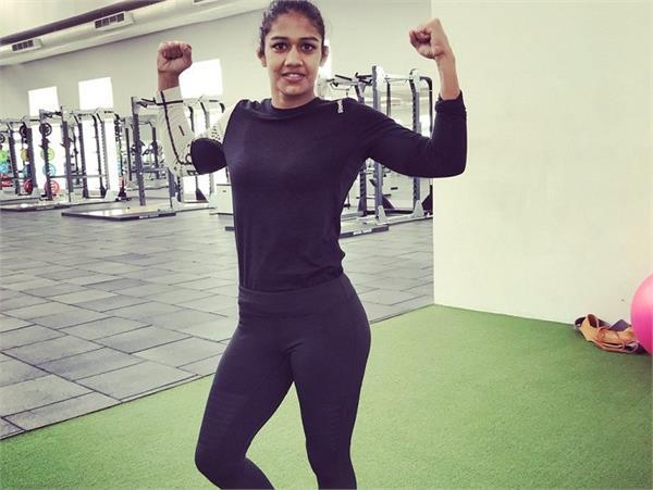 wrestler babita phogat fit india
