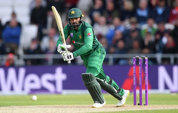 asif ali atmitted in hospital