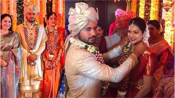 indian batsman manish pandey married actor ashrita shetty