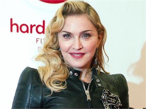 madonna denies physically assaulted