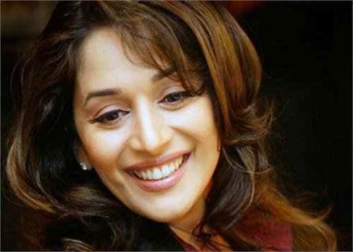 madhuri dixit scared of dancing with prabhudeva