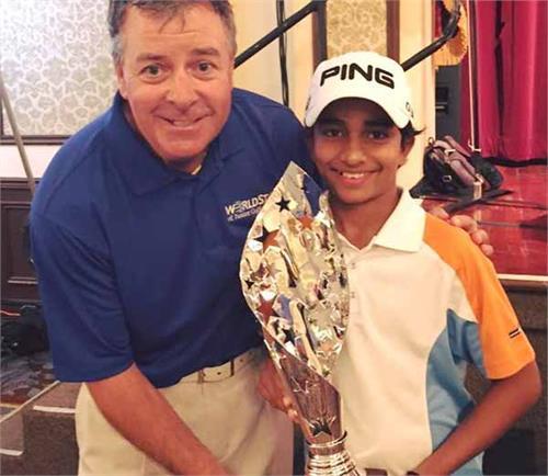 shubham strikes again milkman s son bags second golf title in 2 weeks
