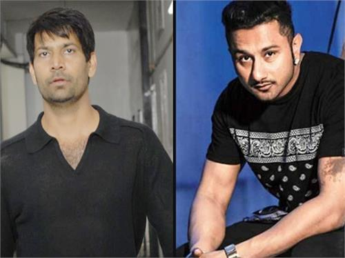 jasbir jassi says i met honey singh in a rehabilitation centre