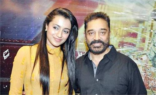 thoongavanam its kamal haasan vs trisha in this action thriller