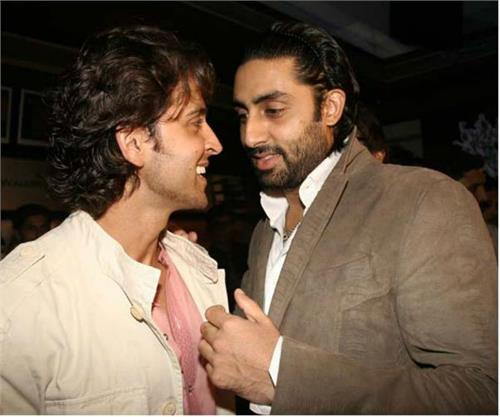 hrithik roshan and abhishek bachchan in ram lakhan