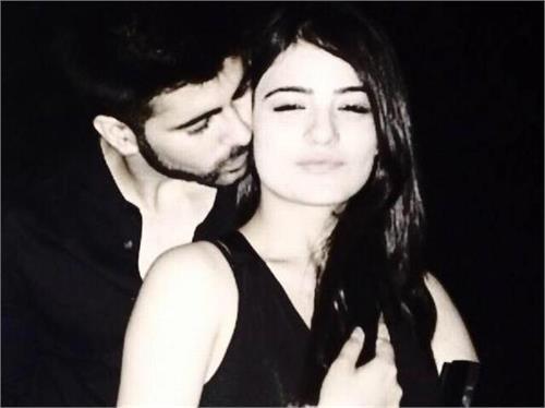leaked pics of radhika madan with her boyfriend ishan