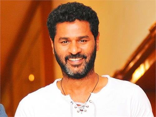 prabhu deva got angry with new comer