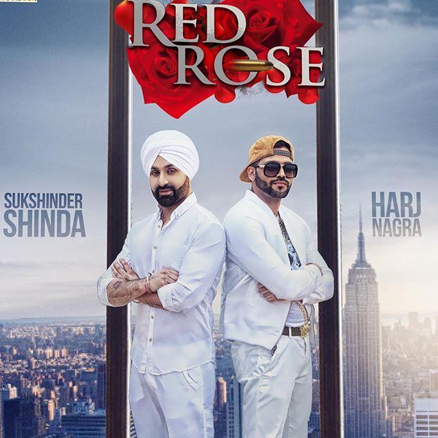 sukshinder shinda single track red rose of release