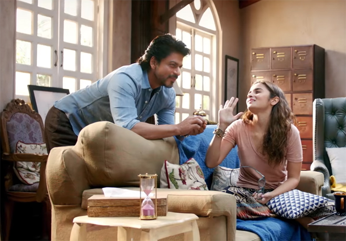 dear zindagi first song out now