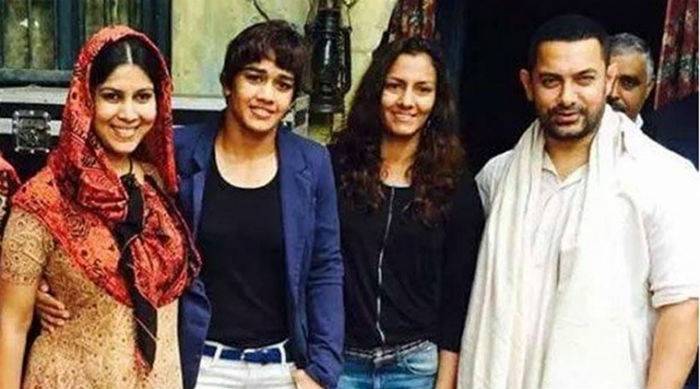 aamir khan wedding gift for geeta phogat