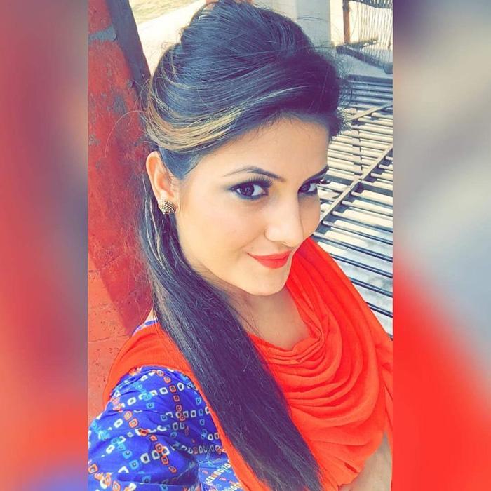 tanvi nagi punjabi actress