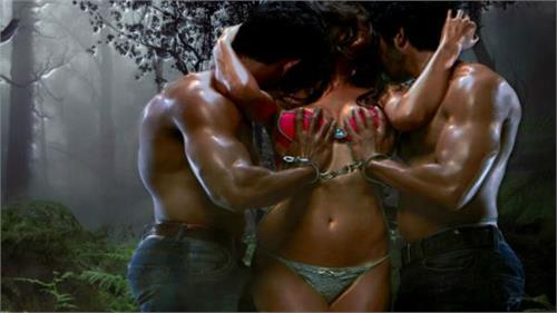 boldest most erotic motion poster of ishq junoon