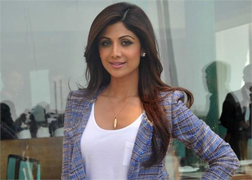 know what is excited with shilpa shetty