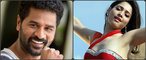 tamanna bhatia will romantic with prabhudeva in a l vijay s next film