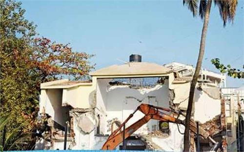 rajesh khanna bungalow demolished