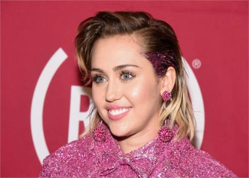 doing this work pop star miley cyrus giving peace of mind