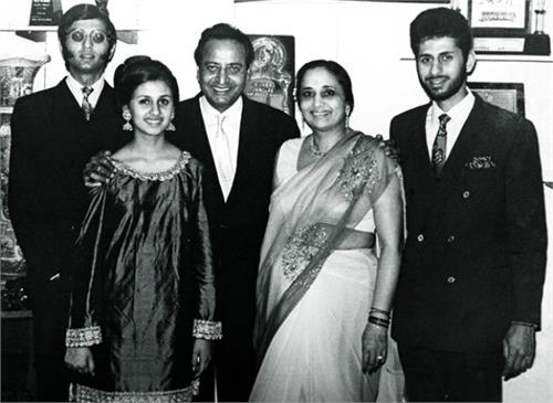 prans wife shukla sikand passes away