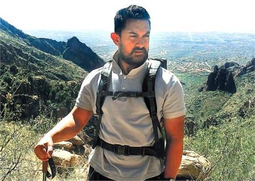 aamir khan loses weight for upcoming film dangal