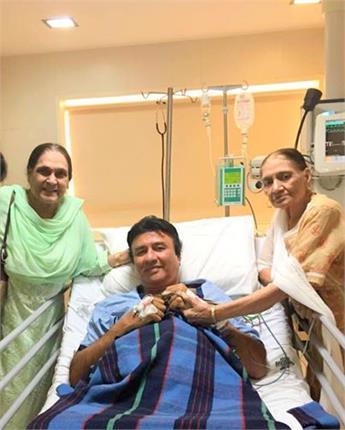 anu malik hospitalized