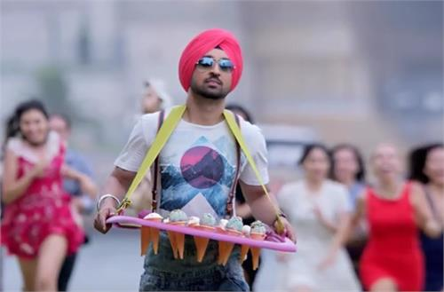 diljit dosanjh film sardaarji 2 title song release