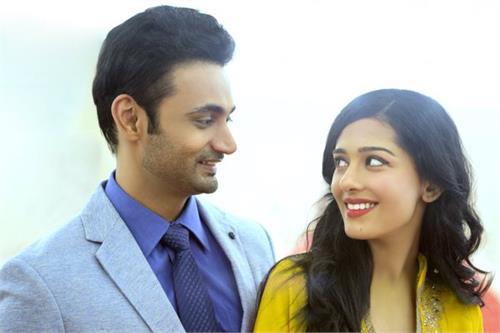 first pic of newlyweds amrita rao and rj anmol