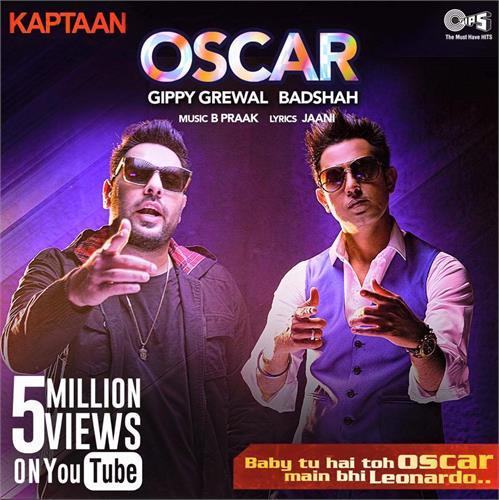 oscar crossed 5 million views on youtube