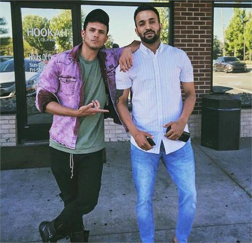 dilpreet dhillon and mickey singh team up for a romantic song