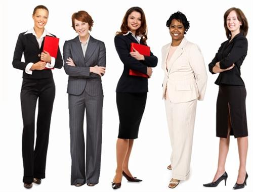 women are attracted to the employees of small and middle enterprises