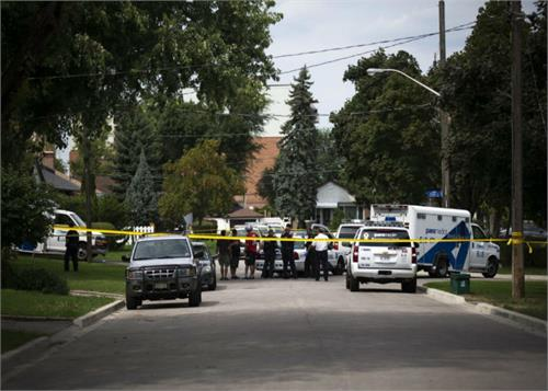 3 dead after crossbow attack in toronto