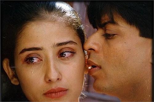 srk recreates a dil se momentafter18 years