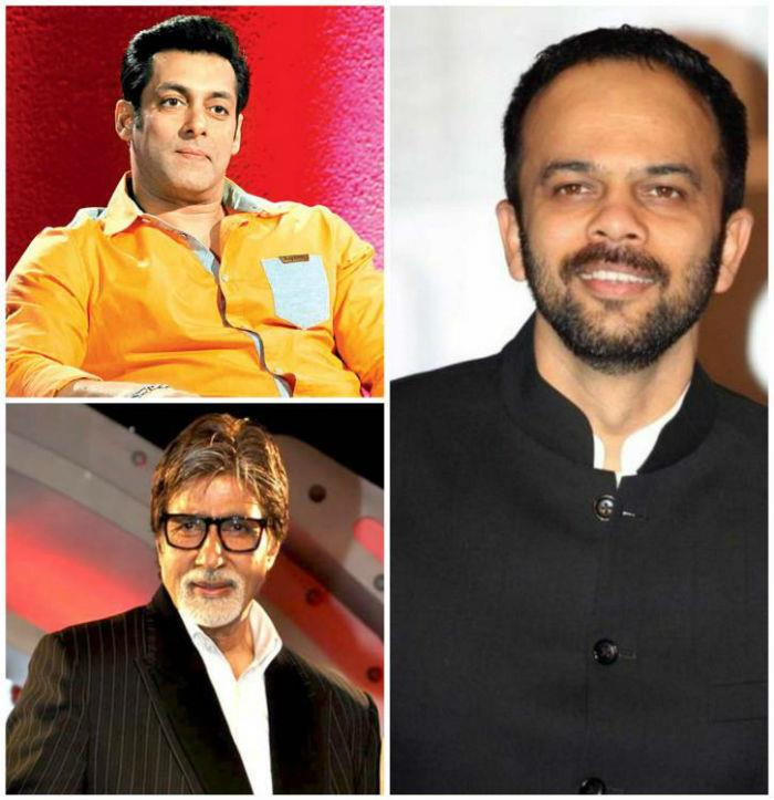 rohit shetty work with salman khan and amitabh bachchan in next film