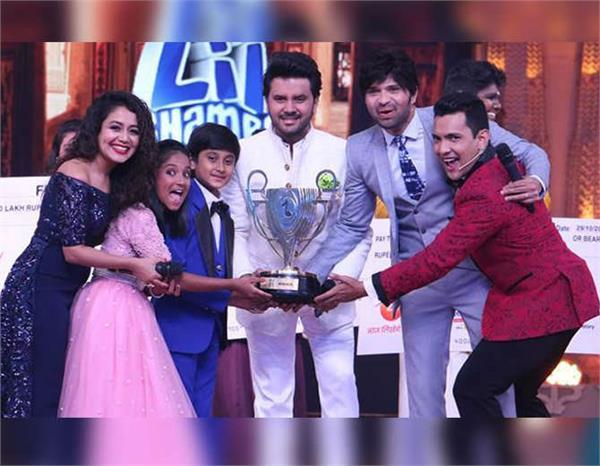 shreyan anjali crowned winners of sa re ga ma pa lil champs