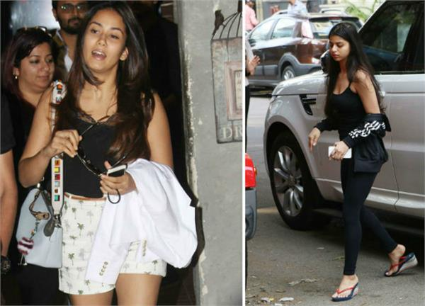 shahid kapoor wife mira rajput outing in hotpants