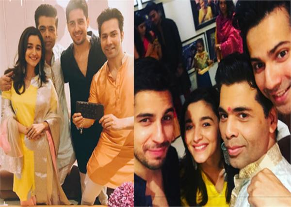alia bhatt shares karan johar s children ruhi and yash pics
