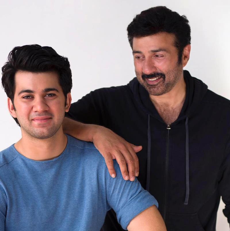 sunny deol cried for that reason