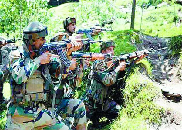 army attack   bat   in uri  failed  2 militant piles  arms raid