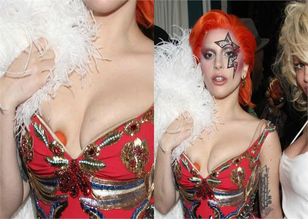 lady gaga bold and nude photshoot