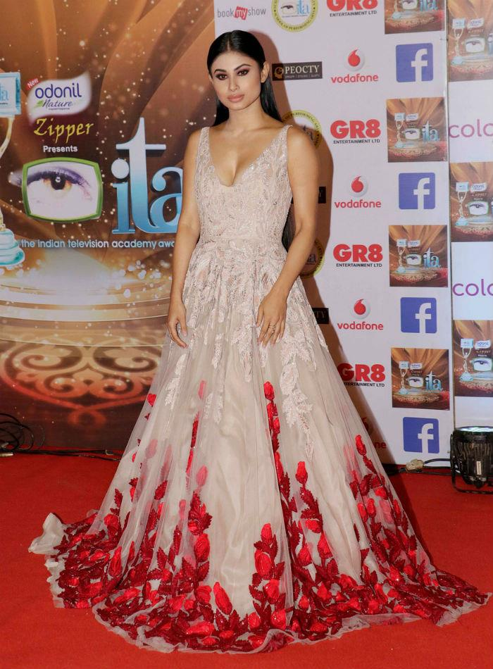 celebs at 17th indian television academy awards