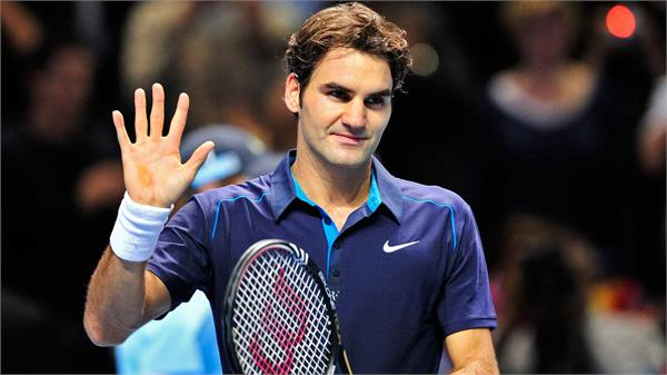 federer fourth time   best sports person of the year