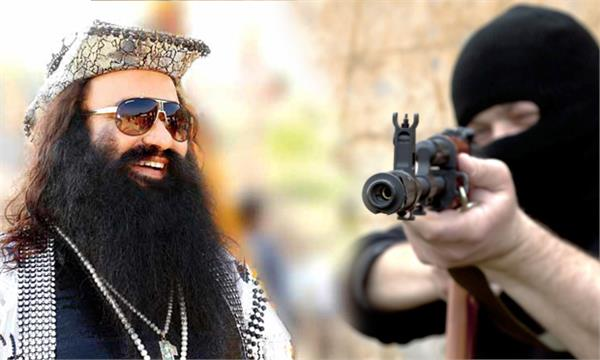 jaswant singh disclosed   the plan to kill the dera chief