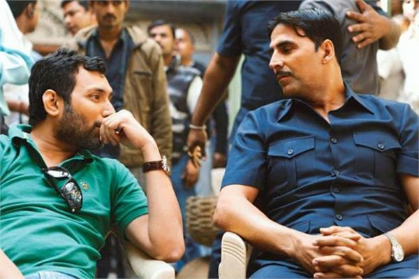 akshay kumar and neeraj pandey