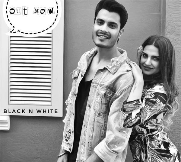 black n white by gurnazar feat himanshi khurana