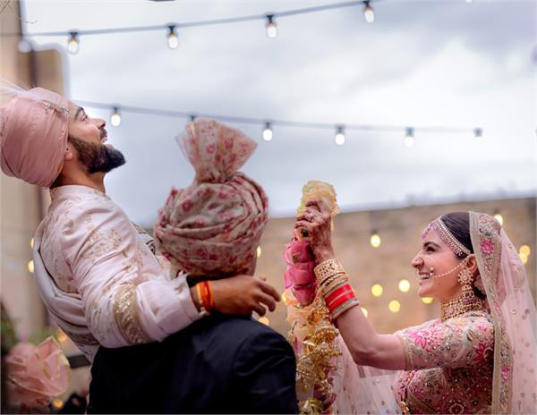 punjabi stars wish virat and anushka happy married life