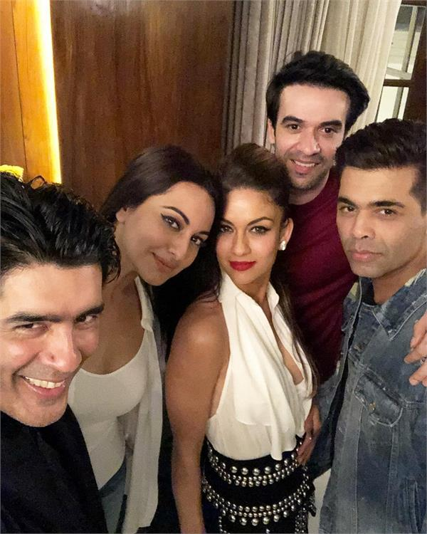 manish malhotra birthday pics