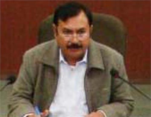 additional deputy commissioner held a meeting with officials